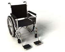 We sell wheelchairs